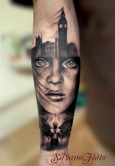realistic tattoo design portrait design inspiration