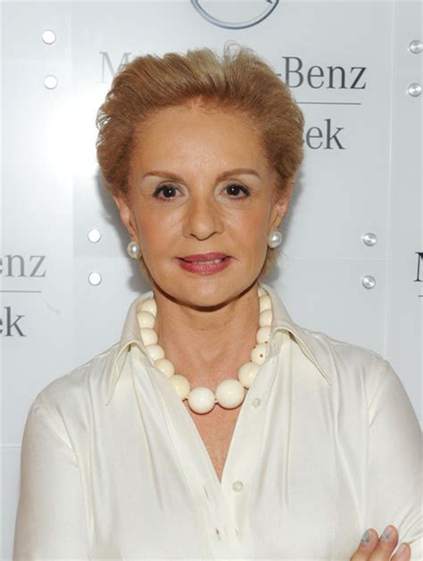 carolina herrera pictures mbfw spring 2011 official