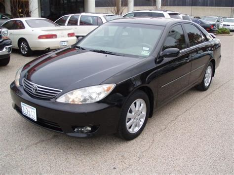 2005 Toyota Camry Reviews 2005 Toyota Camry Xle Review