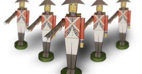 Soldier Papercraft - soldier papercraft papercraft paradise papercrafts