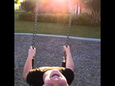 upside down swing josh ben upside down on swing golf videos from around