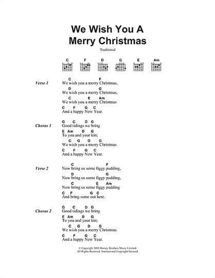 We Wish You A Merry Christmas Lyrics Printable Free We Wish You A Merry Coloring Pages