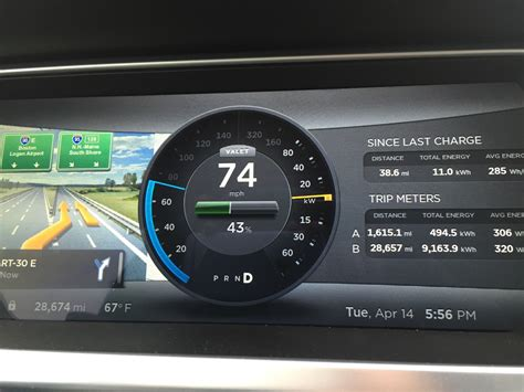 valet mode an in depth look at tesla s new valet mode for the model s