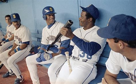 ken griffey jr backyard baseball ken griffey sr an icon in baseball and health los