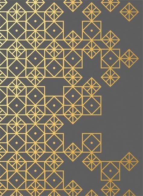 wallpaper gold geometric 17 best ideas about modern patterns on pinterest