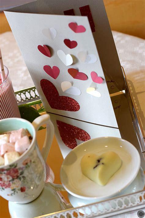 Petit Dej Au Lit En Amoureux by Diy 13 Un Petit D 233 Jeuner De Valentin C By Clemence