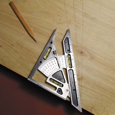 Woodworking Tools Measuring Angles