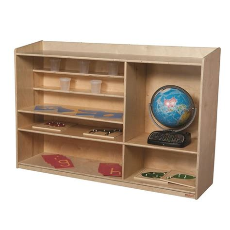 traditional as well as progressive montessori furniture