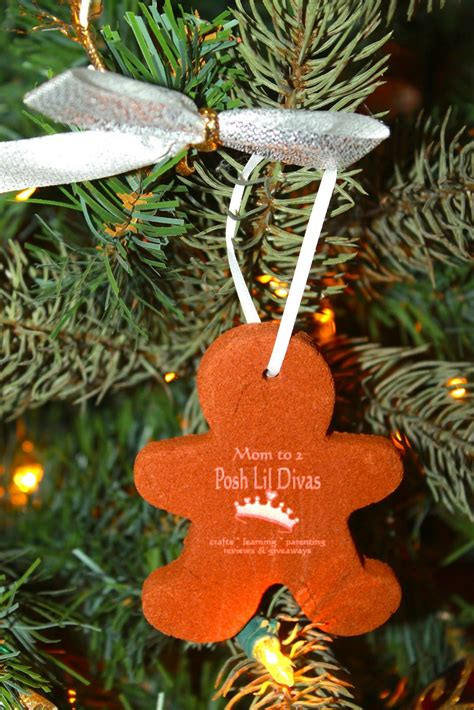 cinnamon dough ornaments you will wonderfully scented ornaments on your tree