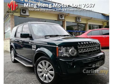 land rover discovery cing land rover discovery 4 2012 sdv6 hse 3 0 in kuala lumpur