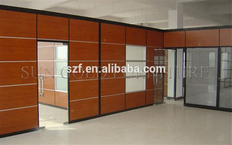 partition furniture high end used glass office partition wall office furniture