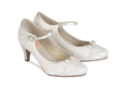 Vintage Wedding Shoes by Bridal Shoes Vintage