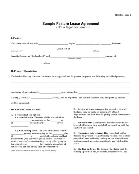 printable lease agreement ohio farmland rental and lease form ohio edit fill sign