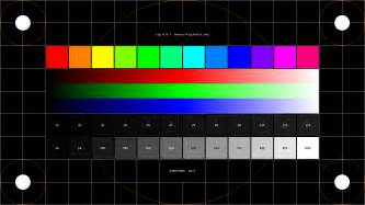 tv color calibration rca 55 quot 4k tv thread redflagdeals forums
