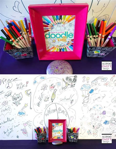 doodle create event back to school doodle made by a princess
