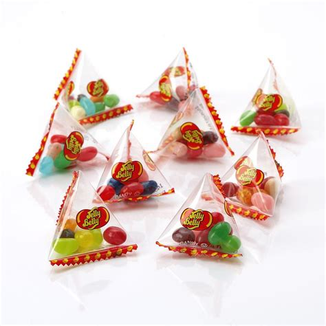 individual bags of jelly beans individual jelly belly pyramid bags current catalog