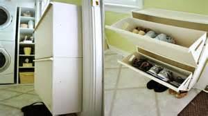 ikea shoe bin repurpose an ikea recycling bin to make a shoe organizer lifehacker australia