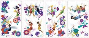 Disney Fairy Wall Stickers Rmk2588scs Disney Fairies Best Fairy Friends Wall Stickers
