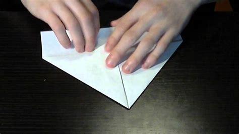 bootje van papier youtube simpele bootje vouwen a4 blad normale video dectectie