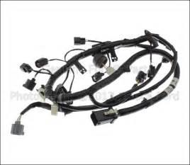 new oem fuel injector wiring harness 2007 ford focus 2 3l 2 0l 7s4z 9d930 aa ebay