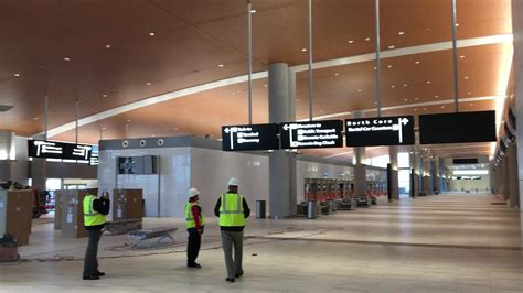 update sneak peek  tampa airport rent  car center