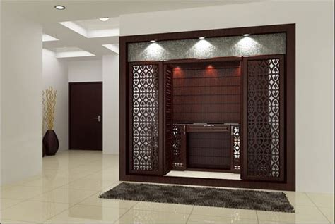 Cnc Kitchen Cabinets by Designing The Divine Space Prayer Pooja Room