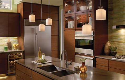 kitchen pendant lights over kitchen island