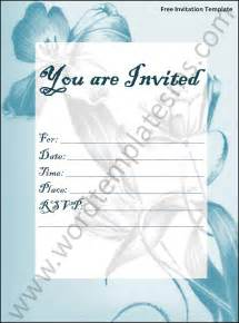 doc 570788 microsoft word tea invitation template tea bizdoska