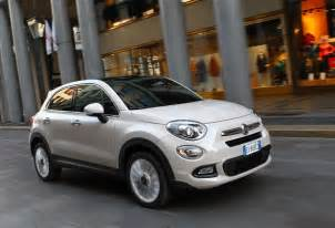 Fiat 500 X Review 2017 Fiat 500x Redesign Price Release Date 2018
