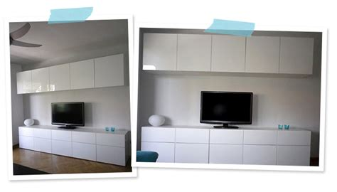 besta com livingroom tv storage combination using ikea best 197 frau