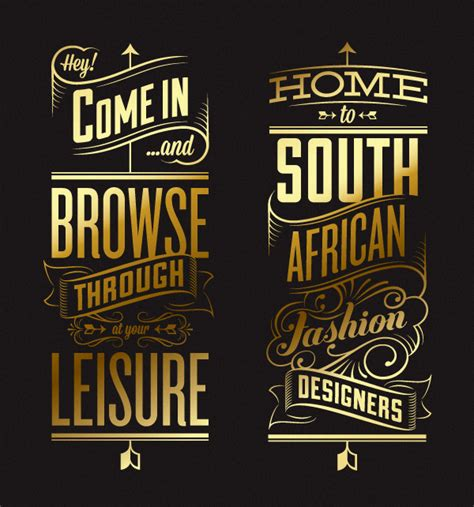 typography behance the space typography signage on behance