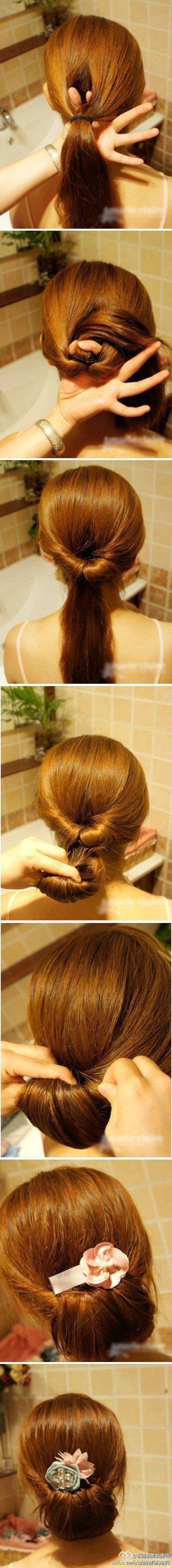 Step By Step Hairstyles For Medium Length Hair by 10 Amazing Step By Step Hairstyles For Medium Length Hair