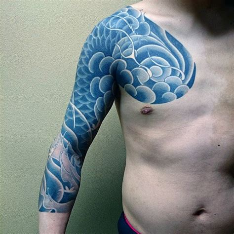 japanese cloud tattoo 50 japanese cloud designs for floating ink ideas