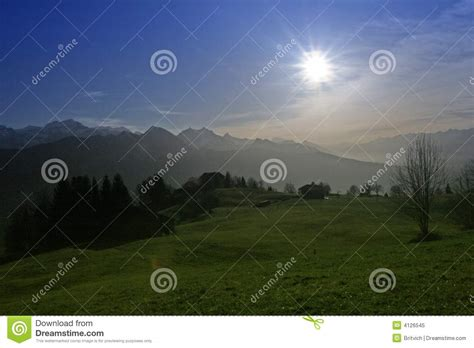 Alpine Sun L by Alpine Sun Royalty Free Stock Photo Image 4126545