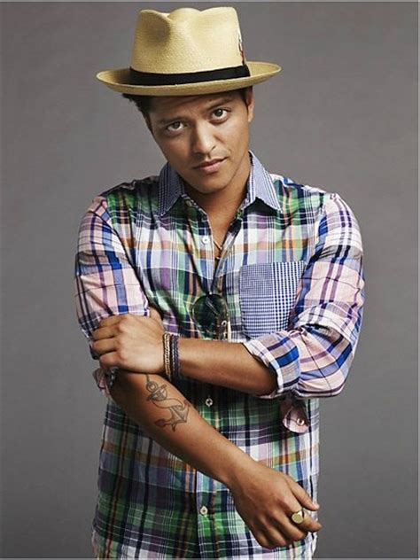 bruno mars tattoos brubo bruno mars photo 30472825 fanpop