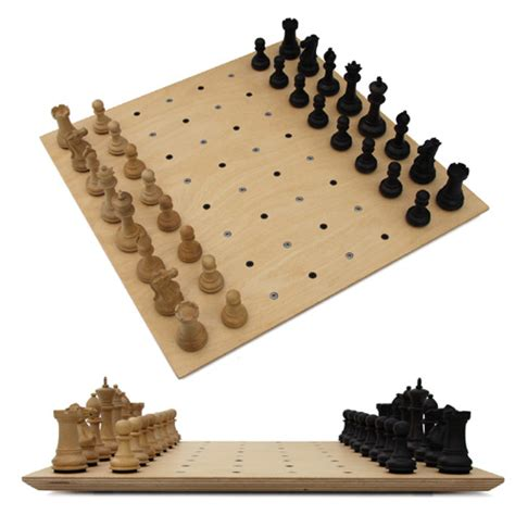 interesting chess sets chess com unique chess board chess on dots the ultimate chess board