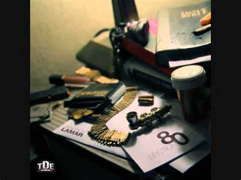 Section 80 Kendrick Lamar by Kendrick Lamar The Spiteful Chant Feat Schoolboy Q