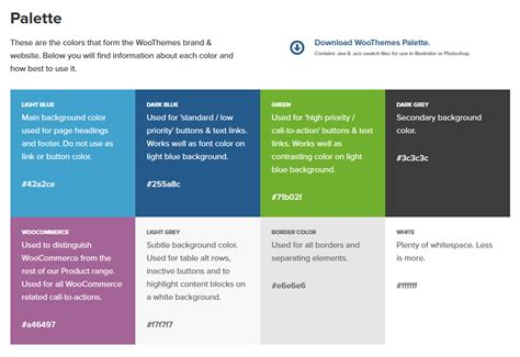 style guides for web design and development beacon blog