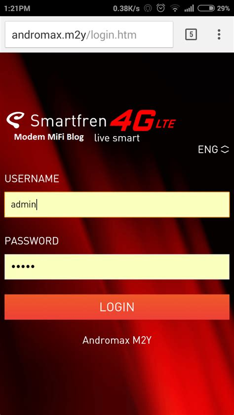 Smartfren Mifi Andromax M2y Dapat Kuota 13gb Tanpa Syar Murah cek pulsa dan kuota di modem andromax paling mudah