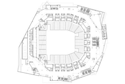 arena floor plans arm architecture ccn perth arena