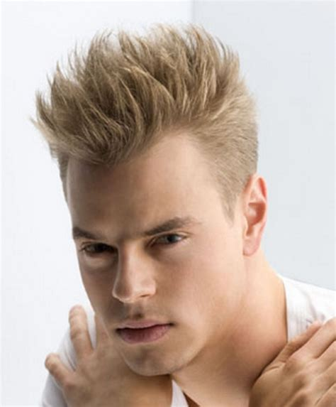 hairstyles for blonde guys men s blonde hairstyles for 2012 stylish eve