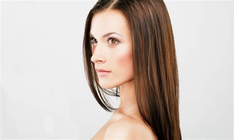 haircut groupon uk haircut and highlight packages uno bello salon groupon
