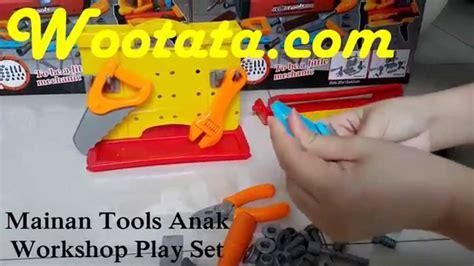 Mainan Tools Play Set Mainan Perkakas mainan perkakas anak terbaik workshop play set