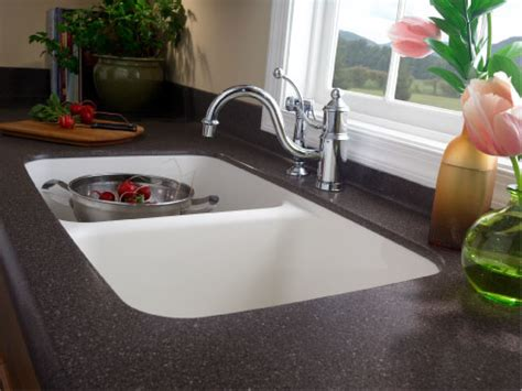 corian graylite 3 different types of kitchen sinks and how to the