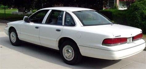 sell   ford crown victoria police interceptor sedan  door   hamilton montana