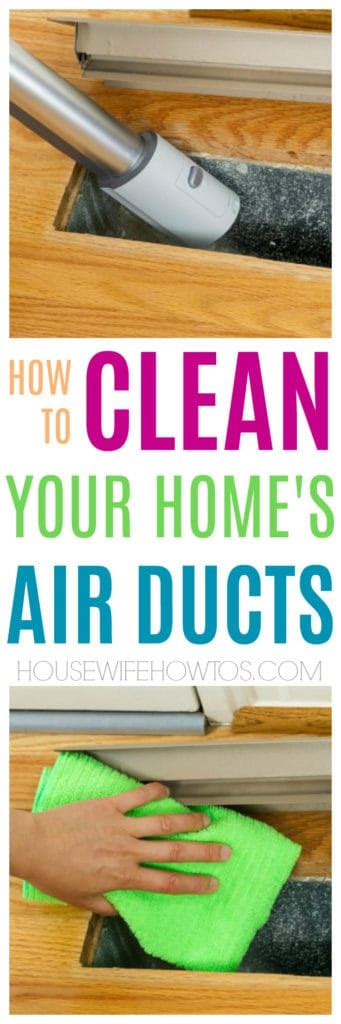 clean   air ducts  save money