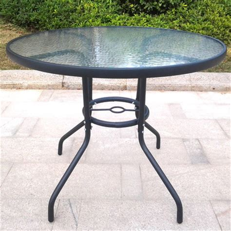 Small Outdoor Folding Table Small Glass Dining Tables Outdoor Furniture Outdoor Leisure Folding Table Teahouse 80 90cm