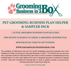 Grooming Business Plans Grooming Business In A Box 174 Products Grooming Price List Template