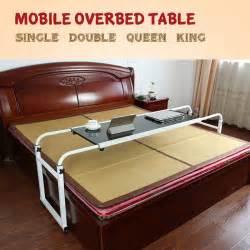 Bed Above Desk Mobile Over Bed Laptop Trolley Desk Overbed Hospital