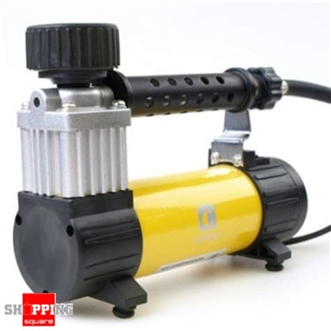 12 volt 100 psi high volume air compressor with easy carry bag shopping shopping
